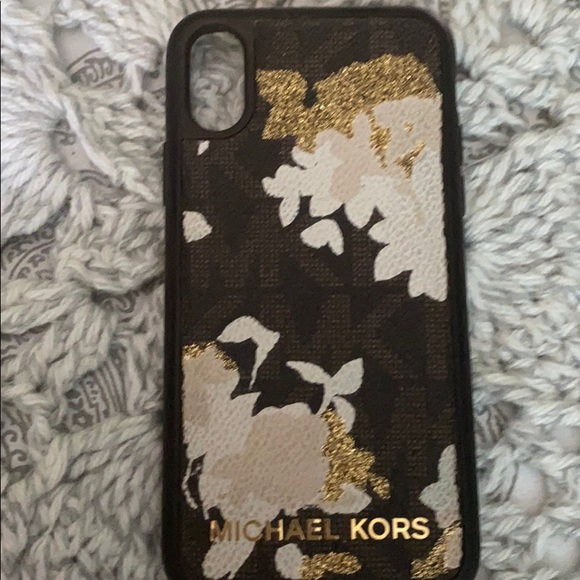 Michael Kors Other - MK phone case iPhone X